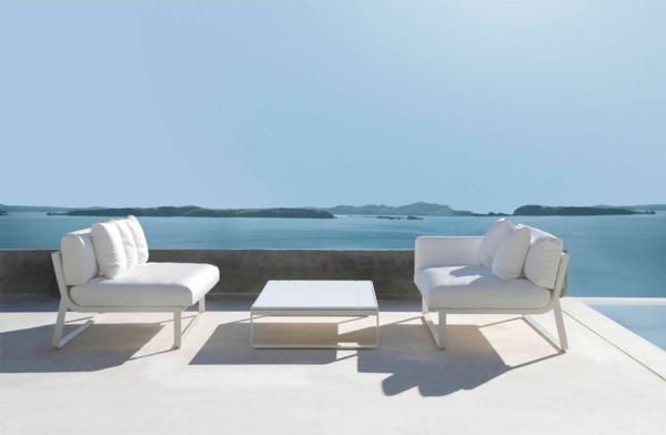 relax liege und sofa im garten modular