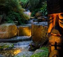31 Coole Wasser Garten Ideen – Wasser in der schönen Landschaft
