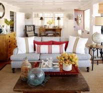 Deko Ideen – dekorieren Sie Ihr Haus neben dem Strand!