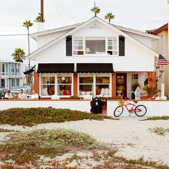 Deko ideen dekorieren sie ihr haus neben dem strand for Haus dekorieren