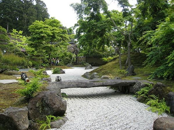 Japanisches Flächenmaß der japanische garten originelle ideen zur au 223 endekoration