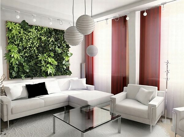 vertikale garten indoor – proxyagent, Gartenarbeit ideen