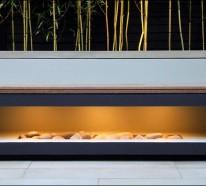Cooler designer Balkon Gestaltung in London von Amir Schlezinger