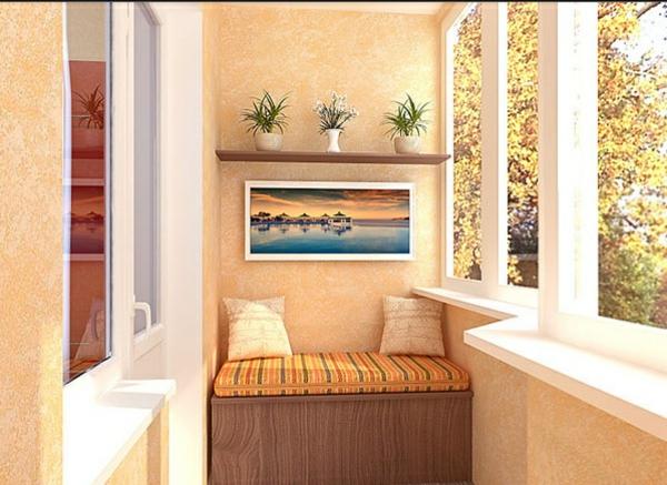 coole designer balkon projekte gestalten sie eine erholungsecke. Black Bedroom Furniture Sets. Home Design Ideas