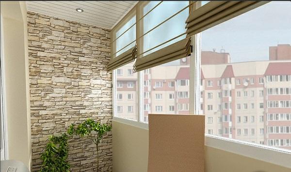 designer terrasse projekt idee klassisch steinwand
