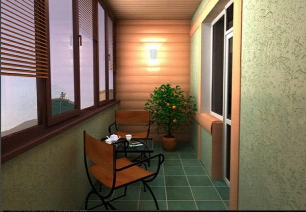 designer balkon projekte idee meer klappstuhl