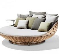 Designer Balkonmöbel – 10 stilvolle Ideen für Garteneinrichtung