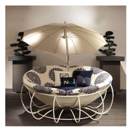 Originelle Sofas designer sofa im freien von fendi casa - ''liebe''