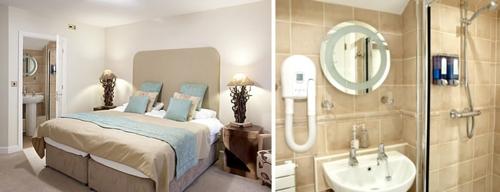 feng shui badezimmer schlafzimmer behaglich energie