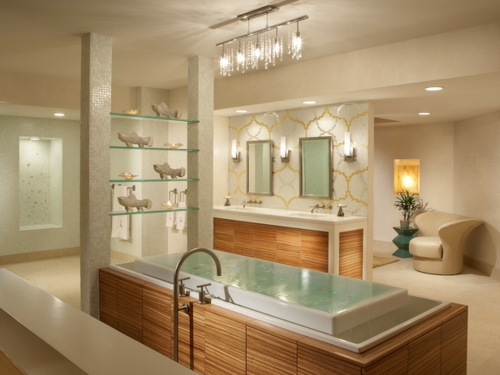 badezimmer einrichtung spiegelsaal heimwerken. Black Bedroom Furniture Sets. Home Design Ideas