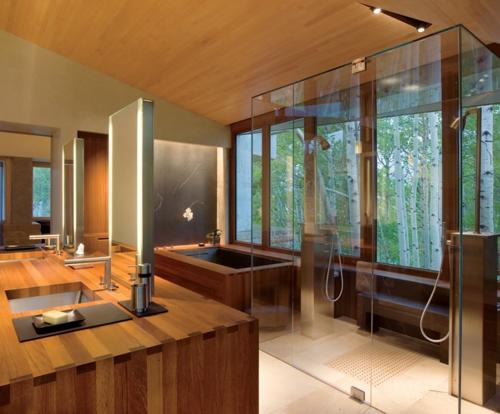 Feng Shui Badezimmer über Schlafzimmer einrichten - Tipps und Ideen