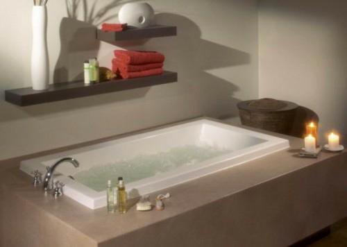 feng shui badezimmer schlafzimmer familie badewanne - Schlafzimmer Mit Badezimmer