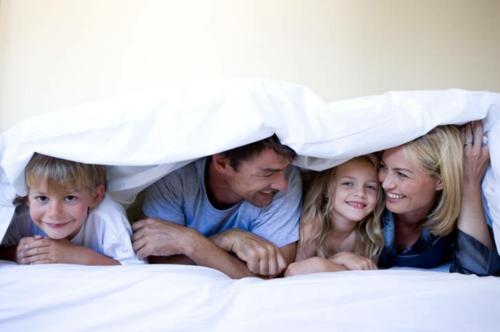 feng shui badezimmer schlafzimmer familie glücklich