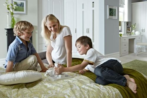 feng shui badezimmer schlafzimmer familie kinder
