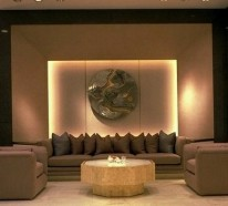 Das Wohnzimmer in zwei Feng Shui Bagua Bereichen – das Erd-Feng Shui Element