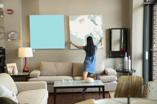 3 Feng Shui Wohnzimmer HimmelsrichtungFeng Bagua Bereichen Idee