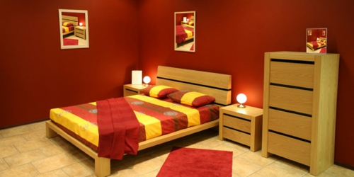 Schlafzimmer warme farben  Beautiful Farben Schlafzimmer Feng Shui Ideas - House Design Ideas ...