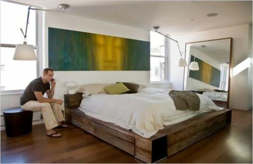 Religiöse Symbole im Schlafzimmer - Feng Shui Einrichtung