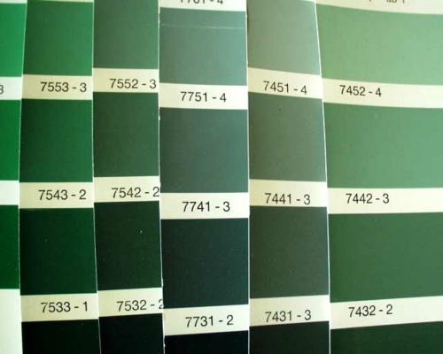 feng shui elemente farben grün braun