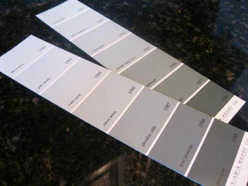 Die f nf feng shui elemente und deren farben for Farben passend zu grau