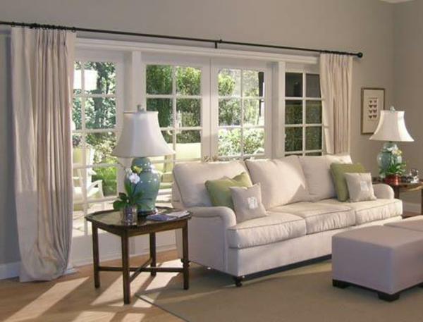 design : großes wohnzimmer gemütlich einrichten ~ inspirierende, Wohnzimmer dekoo