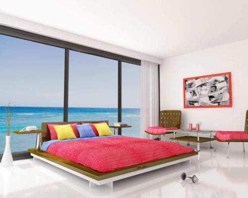 feng shui im schlafzimmer ideen f r mehr harmonie. Black Bedroom Furniture Sets. Home Design Ideas
