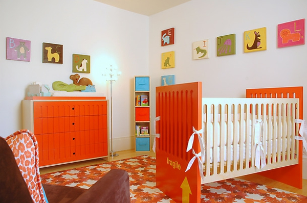 Design#5001100: Babyzimmer Orange Grn – 25+ best ideas about ...