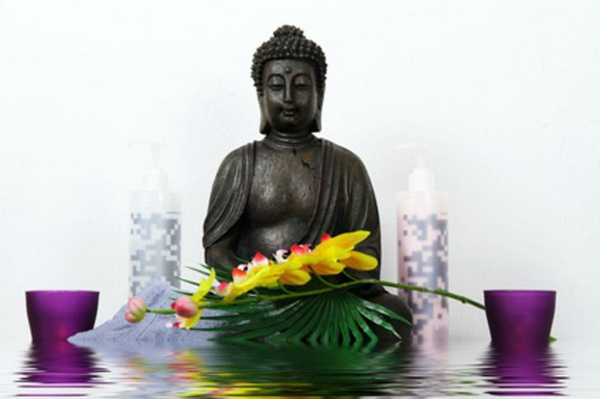 feng shui philosophie buddha figur harmonie entwicklung