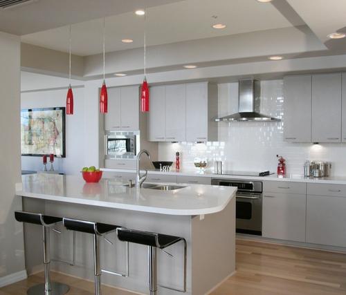 decorar cozinha moderna:Feng Shui Platz für Ihren Küchenherd – die richtige Position finden