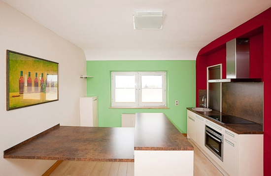 feng shui regeln f r ihre k che leicht zu befolgen. Black Bedroom Furniture Sets. Home Design Ideas