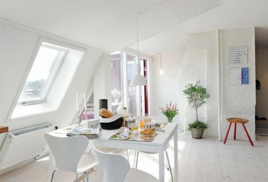 Fr hlingsdeko ideen 10 wunderbare vorschl ge - Setting up an attic apartment ...