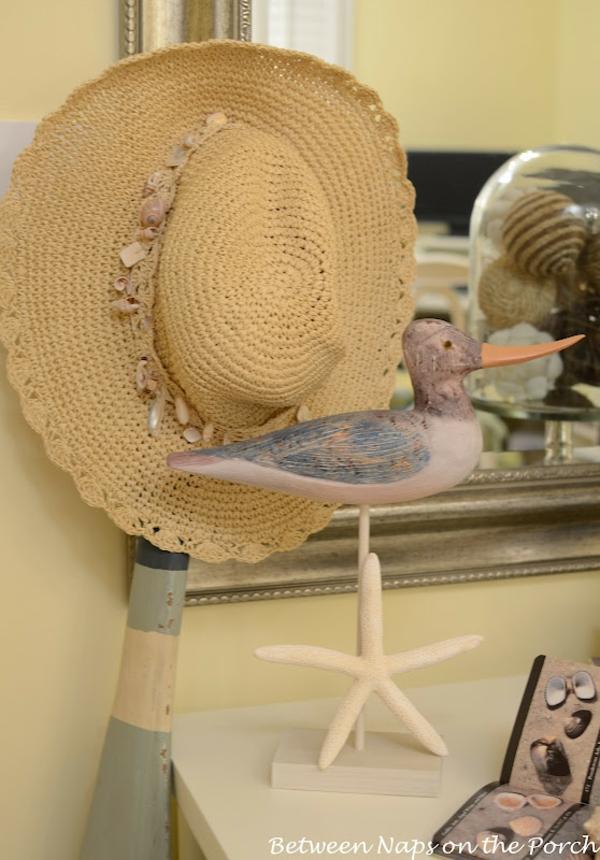 20 frische sommer deko ideen inspiriert von ihrem strandurlaub. Black Bedroom Furniture Sets. Home Design Ideas