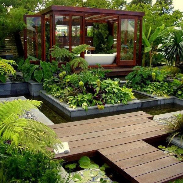 Modern Luxury Homes Beautiful Garden Designs Ideas: Coole Und Originelle Ideen Für