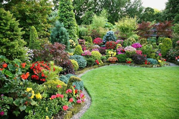 Garten verschönern – günstige und attraktive Ideen