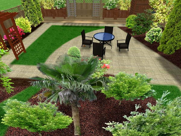 Gartengestaltung mit steinen 10 wunderbare ideen for Garden design ideas in zimbabwe