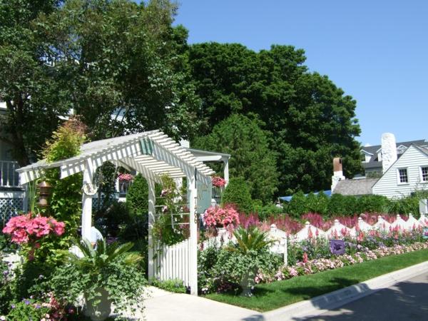 Gartenzaun und gartengrenzen ideen n tzliche designer vorschl ge - Gartenzaun ideen ...