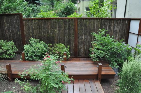 Gartenzaun und gartengrenzen ideen n tzliche designer for Idee gartenzaun