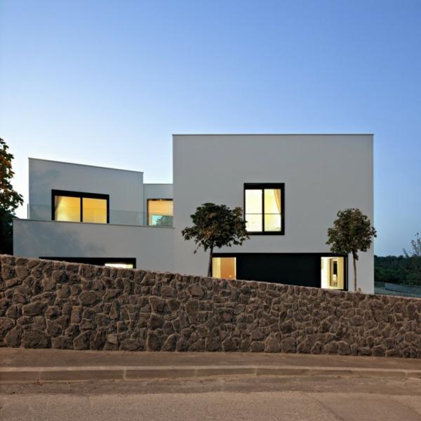 Gartenzaun und gartengrenzen ideen n tzliche designer vorschl ge - Exterior painting costs minimalist ...
