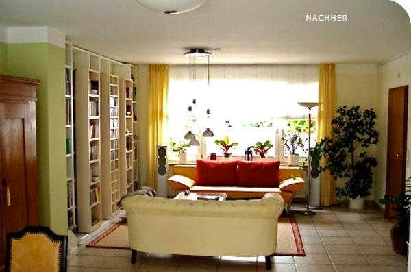 50 Tipps Und Wohnideen Für Wohnzimmer Farben. Farben Und Wohnen ... Wohnzimmer Farbe Rot