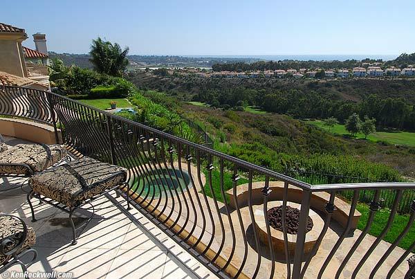 ideen balkon modern natur groß raum