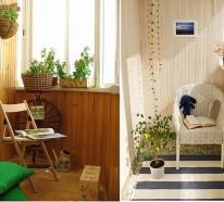 Kleiner Balkon – 40 kreative und praktische Ideen