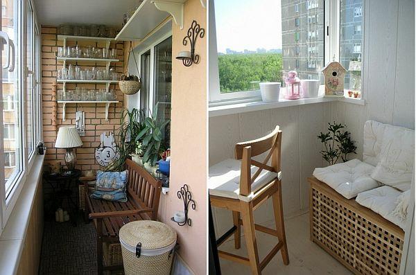 Kleiner Balkon - 40 Kreative Und Praktische Ideen Kleinen Balkon Gestalten Ideen