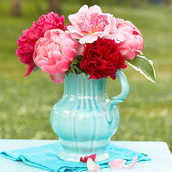 leichte blumen deko ideen zum muttertag selber machen vase