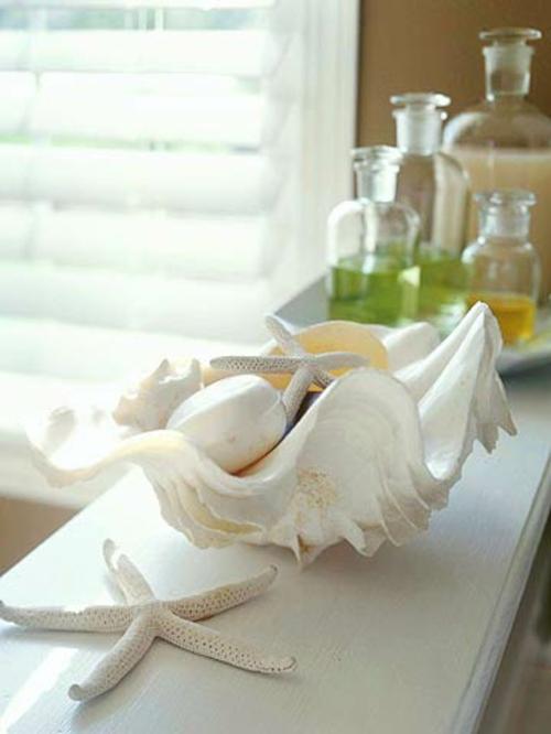 Muschelschalen Dekoration Verschonern Sie Ihr Zuhause