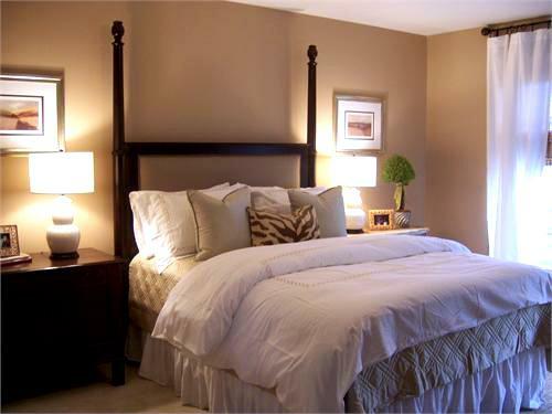 nördliches feng shui schlafzimmer - die fünf natur-elemente, Schlafzimmer design
