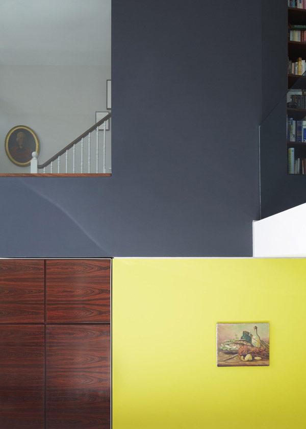 naugestaltung lens house london glas fenster treppen
