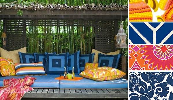 outdoor lounge area exotisch vision