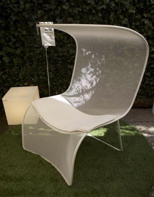 Gartenmobel Zum Selber Bauen : Eine Vitrine für moderne Gartenmöbel – die OUTentico Ausstellung