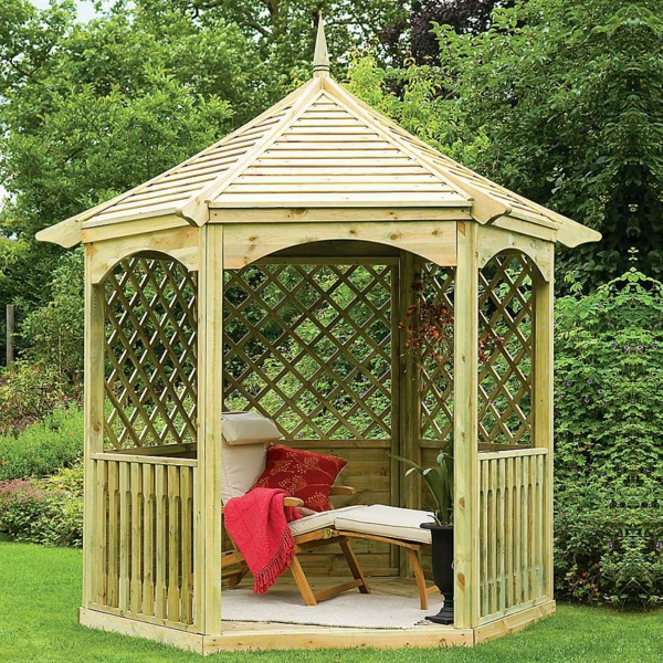 pergola im garten ein perfekter schattenspender im sommer. Black Bedroom Furniture Sets. Home Design Ideas