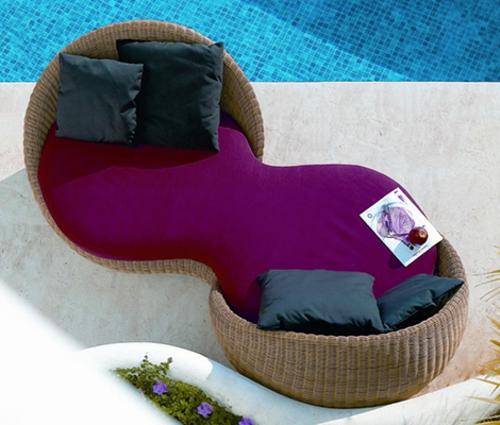 Rattan gartenm bel ideen gestalten sie ihren balkon und for Outlet arredo giardino on line